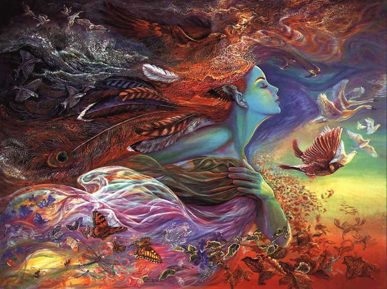 by Josephine Wall