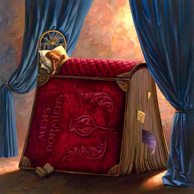pillow-book-vladimir-kush