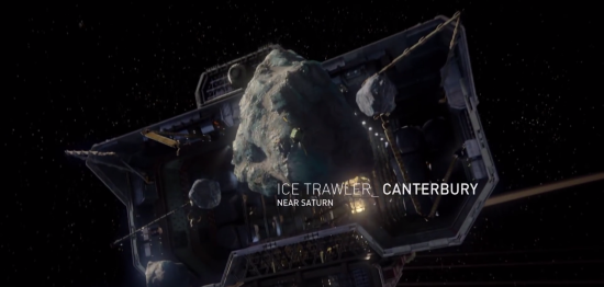 The Canterbury (The Expanse 2015)