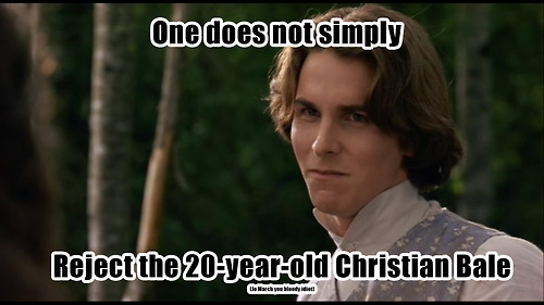 one does not simply reject christian bale